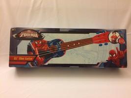 """Spiderman 21"""" Mini Guitar, NEW - $39.59"""
