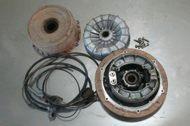 1989 Honda Foreman 4x4 TRX 350 D Rear Brake Drum Plate Assembly OEM @BG3 - $107.51