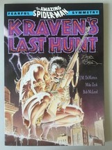 Amazing Spider-Man Kraven's Last Hunt 1989 1st #1 Signed Bob McLeod NM N... - $78.21