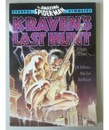 Amazing Spider-Man Kraven's Last Hunt 1989 1st #1 Signed Bob McLeod NM N... - $78.21