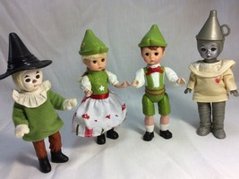 Hansel and Gretel Figurines. Also Scarecrow and Tin Man. Madame Alexander Collec - $12.00