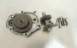 1995 Honda TRX 300 EX Starting starter Reduction Gears gear cover #2 - $18.69