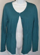 Coldwater Creek Green  Long Sleeve Sweater Size XS (4) - $49.49