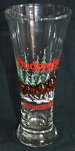 Budweiser King of Beers Clydesdale Beer Mug Glass Souvenir Barware - $24.74