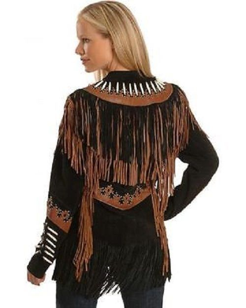 Suede fringe jackets are a style choice that has become trendy again in recent years. Many aspects of the classic '70's look have come back into fashion in the last couple of years, and suede jackets .
