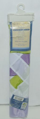 New Creative 23532 Morning Glories Indoor Outdoor Woven Accents Sculpted Flag