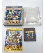 Super Mario Land 2: 6 Golden Coins Nintendo Game Boy Japan COMPLETE CIB box - $22.99