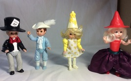 Mad Hatter, Prince Charming, Daisy, Witch Doll , Collection from Madame Alexande - $12.00