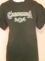 California art green size L large T shirt - $17.81