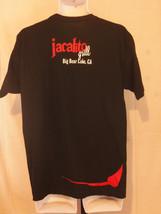 jacalito grill big bear lake ca tequila art black size sz L large T shirt - $19.79