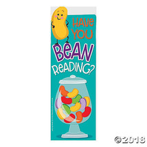 Jelly Bean Scented Bookmark Great School Reward Gift - $1.25