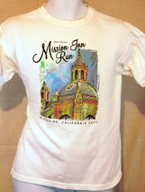 mission inn run riverside california white m medium T shirt - $19.79