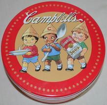 Campbells Soup Tin Red Campbells Kids - $19.79