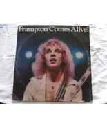 VINYL ALBUM - PETER FRAMPTON COMES ALIVE 1976 - $4.00
