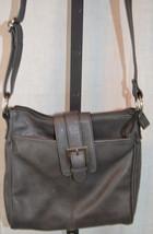 Merona Black Medium Shopper Tote Handbag Purse - $24.74