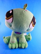 MWT Littlest Pet Shop Virtual Interactive Pet Cloth Lime Green Iguana 2007 - $6.92