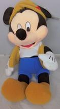 Disney Mickey Mouse Safari Disneyland Resort Ha... - $34.64