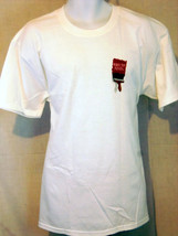 perfection painting safety brush art white xL extra large T shirt - $19.79