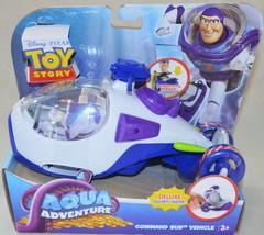 Toy Story Aqua Adventure Command Sub Vehicle - $22.76