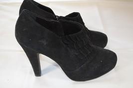 """Gianni Bini Women's Black Shoes size 10 M  4.5"""" Heel - $69.29"""