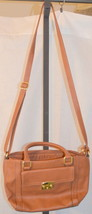 Merona Brown Shoulder Tote Handbag Purse - $34.64