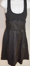 Charlotte Russe Girl's Women's  Black Dress Mini Clubwear Size S - $29.69