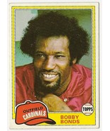Bobby Bonds Baseball Card #635 - $2.75
