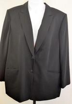 Women's Jones New York Black Jacket Blazer Size sz 22W - $49.49