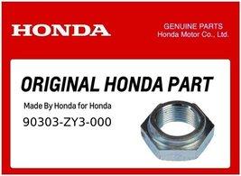 Honda 90303-ZY3-000 Nut Hex. (18MM) - $12.54