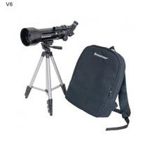 Travel Telescope Optical Hobby Scope Bird Star Watch 70mm - $105.46