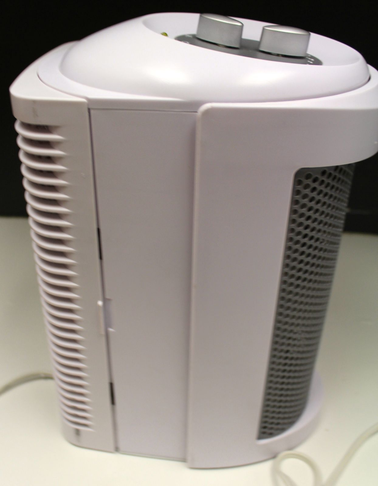 Small Air Cleaners : Holmes true hepa mini tower allergen remover air purifier