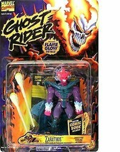 Marvel Comics, Ghost Rider Zarathos Action Figure Toy, Includes Custom C... - $16.72