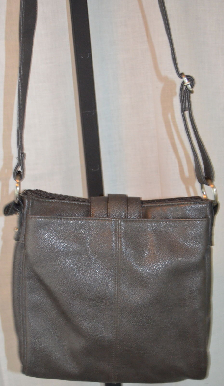 Merona Black Medium Shopper Tote Handbag and 10 similar items 91b9522f6e830