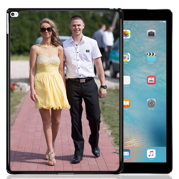 Primary image for IPAD PRO 9.7-INCH - PERSONALISED HARD CASE - WITH PHOTO, LOGO OR TEXT