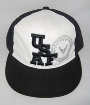 NEW Air Force USAF Baseball cap hat. White 6187 - $13.85