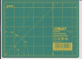New Olfa 6x8 Rotary Cutting Mat - $4.46
