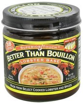 Better Than Bouillon - Lobster Base - 8 oz (packof 2) - $24.70