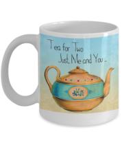 Tea for Two Mug - FREE Shipping! - $19.95