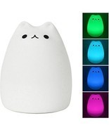 SCOPOW Portable Silicone LED Smile Night Light ... - $22.77