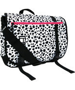 Tribeca Speedy Messenger Bag Dalmation - £11.40 GBP
