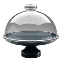 Dalebrook Frosted Dome Cover Commercial Restaurant Cafe Bakery Hotel Diner - $79.14