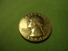 1984-P US QUARTER  >> WE COMBINE SHIPPING <&l - $1.25