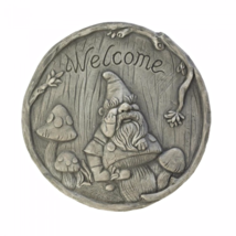 Welcome Gnome Stepping Stone - €14,55 EUR