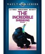 The Incredible Shrinking Woman [DVD] (2009) Lily Tomlin; Charles Grodin; Ned ... - $14.63