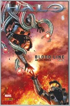 Panini Comics Mix Halo 6 Blood Line Van Lente Portela - $3.00
