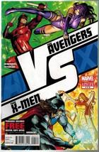 Avengers vs X-Men 4 of 6 Marvel Comics 2012 Remender Peterson - $2.00