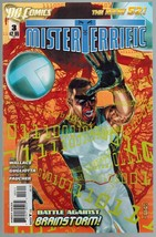 Mister Terrific 3 DC Comics 2012 Wallace Clark - New 52 - $2.00