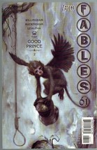 Fables 61 Vertigo DC Comics 2007 Willingham Buckingham Leialoha - $4.00