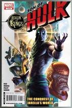 Realm of Kings Son of Hulk 1 Marvel Comics 2010 Reed Munera Gandini - $4.00