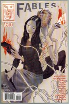 Fables 59 Vertigo DC Comics 2007 Willingham Buckingham Perker Rugg - $4.00